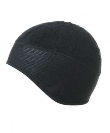 4ucycling Thermal Fleeced Spandex Helmet in Men's Skullies & Beanies