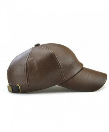 Melii Vintage Adjustable Baseball Windproof in Men's Baseball Caps