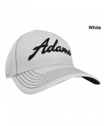 Adams Golf Men's Outfield Idea Cap - White - CT11I4O5691