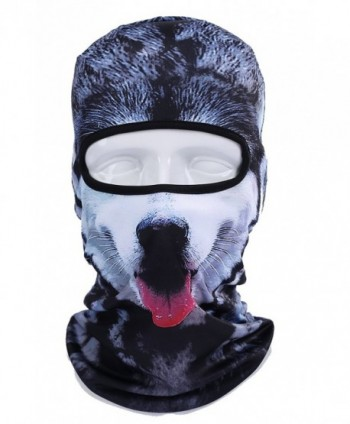 3D Animal Outdoor Cycling Motorcycle Masks Hood Hat Ski Balaclava Face Mask - Bbb06 - CZ184YKQICH