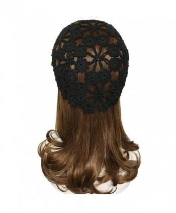 ZORJAR 100 Handmade Fashion Knitted Crochet in Women's Bucket Hats