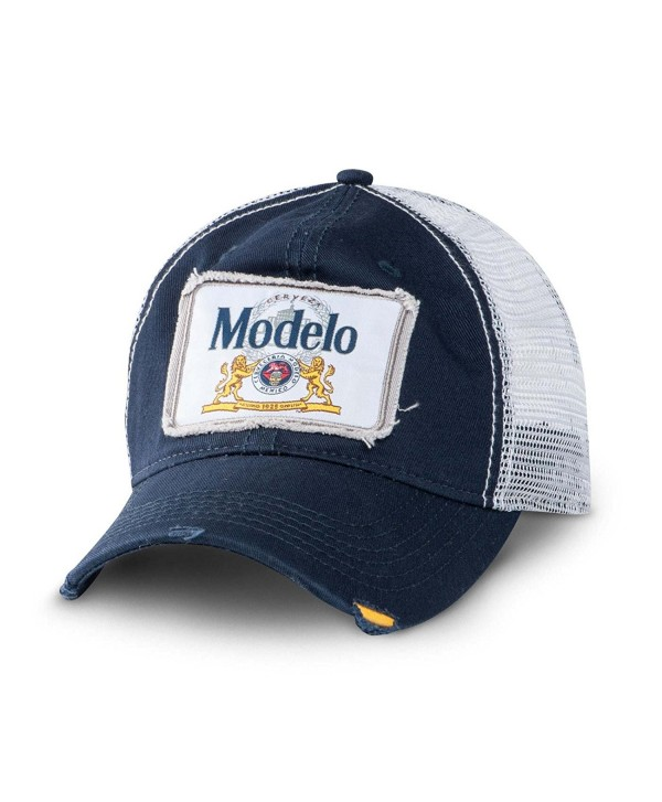 Modelo Especial Chino Mesh Trucker Hat - CD12OBIIE9O