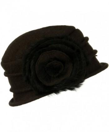 Wool Felt Hat Flower Ribbon