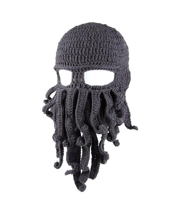 ASC Unisex Barbarian Knit Beanie Octopus - G - CZ12O2MQ8BO