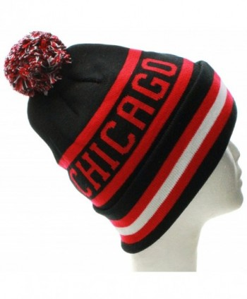 US Cities Chicago Champions Beanie