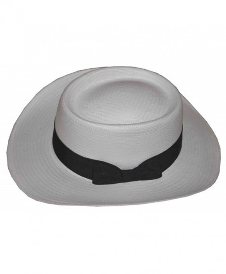 K Men's Gambler Toyo Hat White - C6127BQQUDN