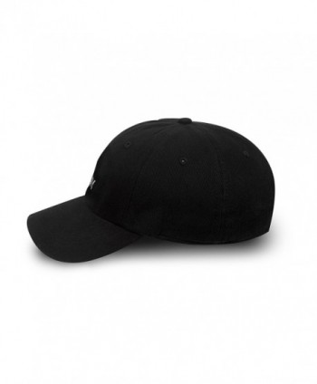 6772684a9340d Pineapple Embroidered Dad Hat Baseball Cap For Men and Women (Black ...